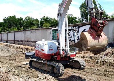 Výstavba a rekonstrukce kanalizačních sítí a domovních přípojek Svitil Plus sro 4 - SVÍTIL PLUS s.r.o.